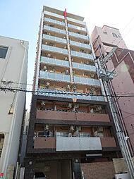 CQレジデンス大阪WEST[4階]の外観