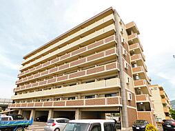 福岡県北九州市小倉北区東篠崎2丁目の賃貸マンションの外観