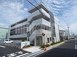 大阪府摂津市鶴野3丁目の賃貸マンションの外観