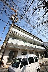 兵庫県尼崎市東園田町9の賃貸アパートの外観