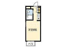 東京都江戸川区船堀7丁目の賃貸マンションの間取り