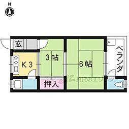 六地蔵駅 3.2万円