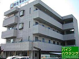 プレジデントハイツ東岸和田[401号室]の外観