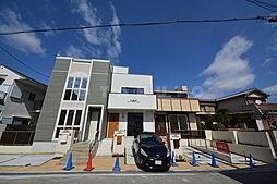 [テラスハウス] 兵庫県宝塚市山本台3丁目 の賃貸【/】の外観