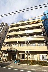 東京都豊島区巣鴨5の賃貸マンションの外観