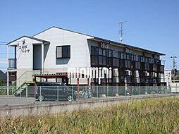 コーポハシマ[1階]の外観