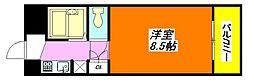 ノアーズアーク・長田21 911号室[9階]の間取り