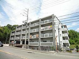 大阪府富田林市大字新堂の賃貸マンションの外観
