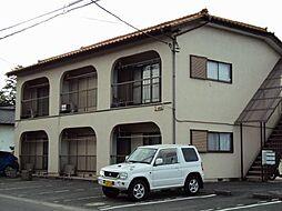 コーポ町田[201号室]の外観