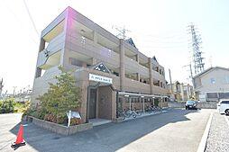 大阪府枚方市大峰南町の賃貸マンションの外観