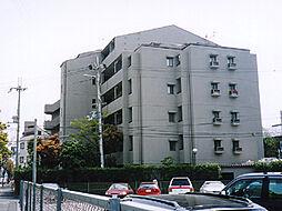 フローラ塚口[6階]の外観