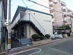大阪府大阪市都島区高倉町1丁目の賃貸アパートの外観