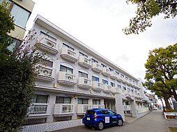 ドミール武蔵台[1階]の外観