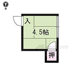 一乗寺駅 1.5万円