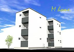 愛知県名古屋市北区八代町2丁目の賃貸アパートの画像