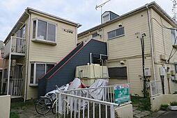 千葉県柏市豊住5丁目の賃貸アパートの外観