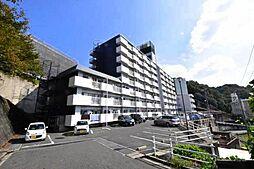 広島県広島市東区山根町の賃貸マンションの外観