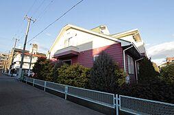 兵庫県西宮市天道町の賃貸アパートの外観