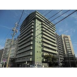 愛知県安城市三河安城本町2丁目の賃貸マンションの外観
