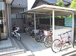 愛知県春日井市味美町1丁目の賃貸マンションの外観