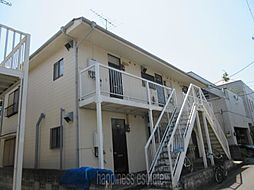 ヨシノM[1階]の外観