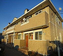 愛知県名古屋市緑区大高町字己新田の賃貸アパートの外観