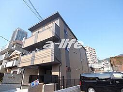 ワコーレヴィータ新神戸[101号室]の外観