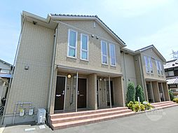 [テラスハウス] 大阪府八尾市八尾木5丁目 の賃貸【/】の外観