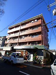 阪東ハイツ[2O1号室号室]の外観