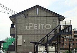 リーヴル松ヶ崎[1階]の外観