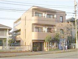 東京都日野市日野台2丁目の賃貸マンションの外観
