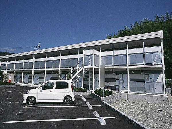 レオパレス勇舞 2階の賃貸【兵庫県 / 姫路市】