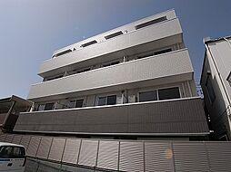 SQUARE COURT SHINKEMIGAWA[301号室]の外観