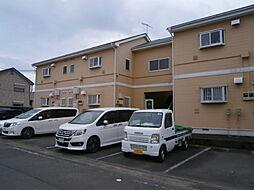 トミヅカヴューハイツC[102号室]の外観