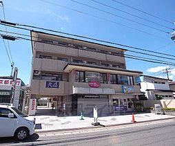 京都府京都市左京区岩倉忠在地町の賃貸マンションの外観