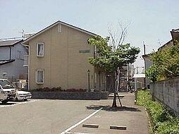 キャッスル泉佐野[2階]の外観