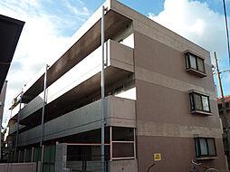 リヴェール川崎[1階]の外観