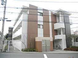 東京都国分寺市東元町1丁目の賃貸マンションの外観