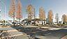 周辺,2LDK,面積55.4m2,賃料5.6万円,つくばエクスプレス つくば駅 7.6km,JR常磐線 牛久駅 6.3km,茨城県つくば市高野台2丁目11-7