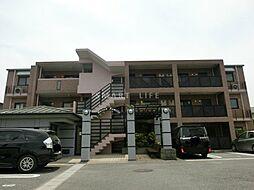 滋賀県大津市勧学2丁目の賃貸マンションの外観