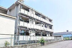 津金栄マンション[1階]の外観