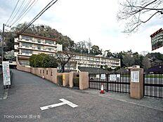 青梅市立第一小学校 距離170m