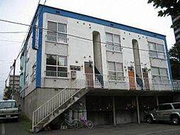 リトルスターハウス[3階]の外観