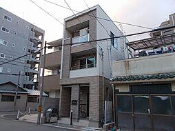 大阪府大阪市北区大淀南3丁目の賃貸アパートの外観