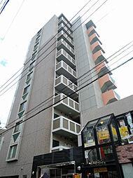 福岡県北九州市小倉北区中島1の賃貸マンションの外観