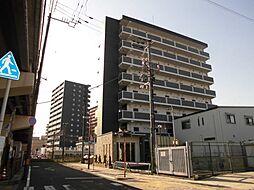 和歌山県和歌山市吉田の賃貸マンションの外観
