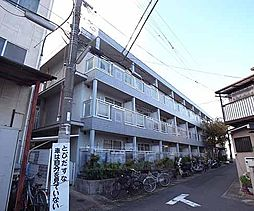 京都府京都市右京区西京極堤下町の賃貸マンションの外観