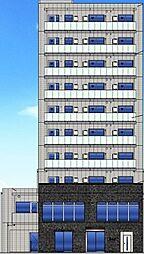 新築 カリーノ鳥越[4階]の外観