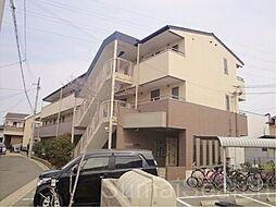 ロイヤルメゾン北花田[1階]の外観