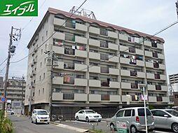 三重県四日市市安島2丁目の賃貸マンションの外観